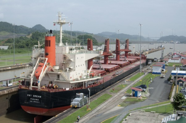 A key draw for Panama tourism - Panama Canal