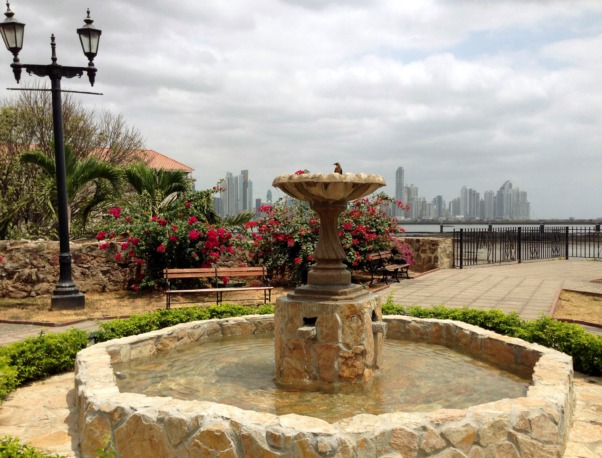 A great example of Panama tourist spots: Casco Viejo