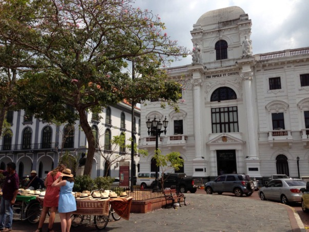 Casco Viejo is one of the best things to do in Panama