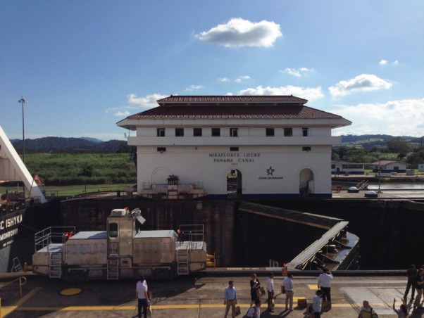 Panama canal is one of Panama's best tourist attractions