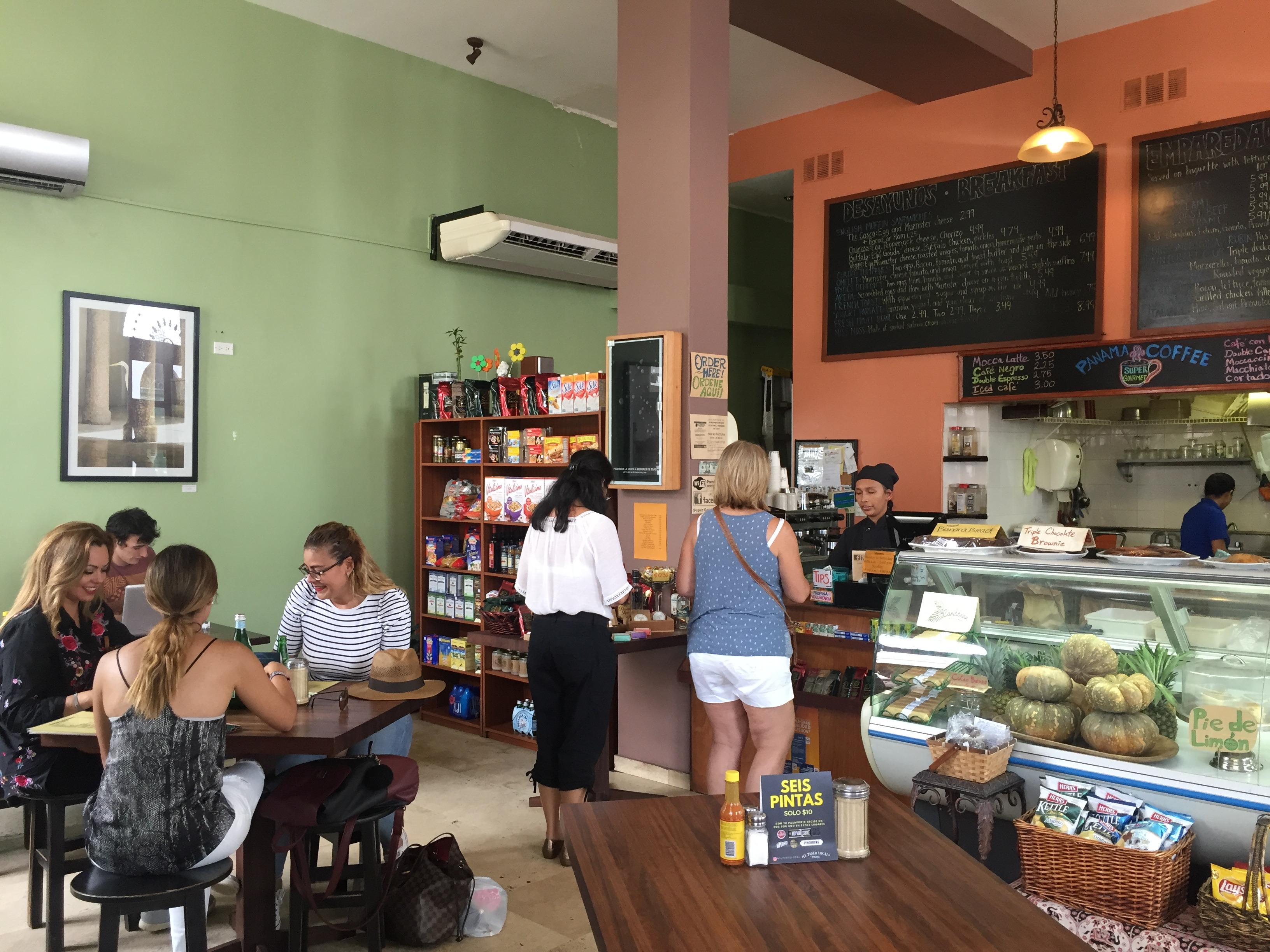 Super Gourmet - A great place to visit when moving to Panama City - Rosie Bell- The Beach Bell - 1 Work Remotely 1 Super Gourmet