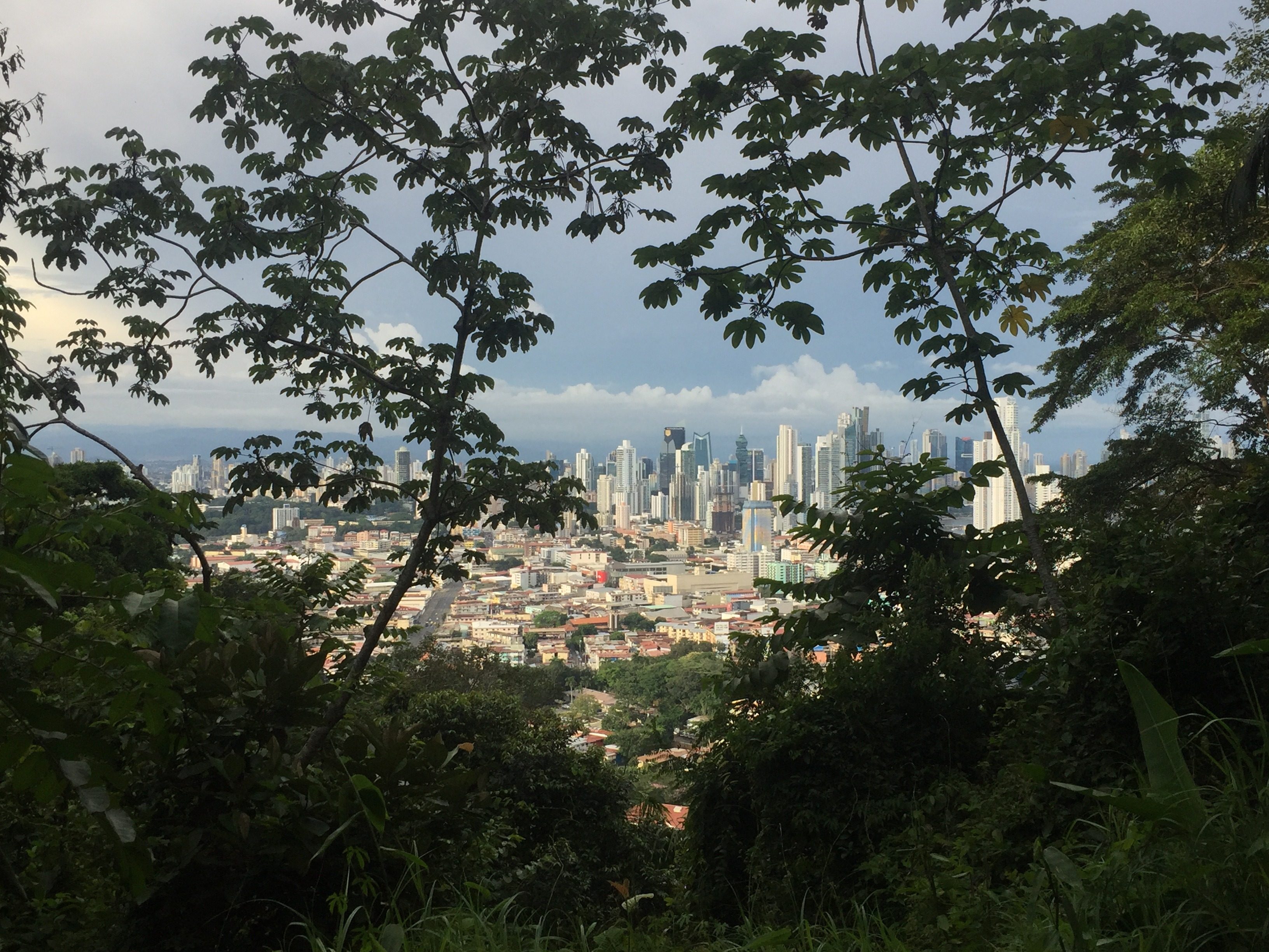 Casco Antiguo Spanish School beautiful views from living in Panama City- Rosie Bell- The Beach Bell