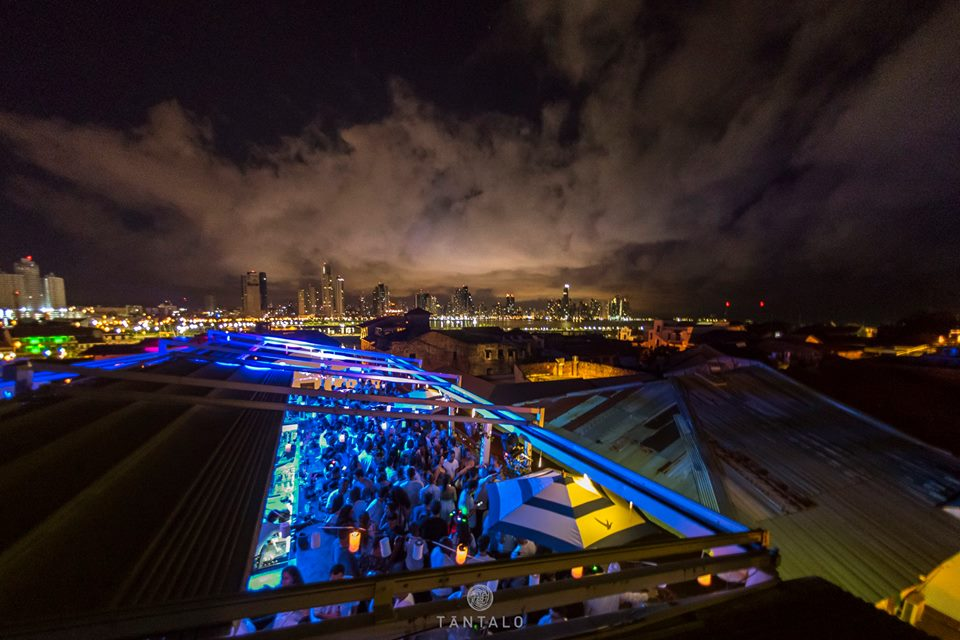Best Panama City bars and Panama City, Panama Rooftop bars