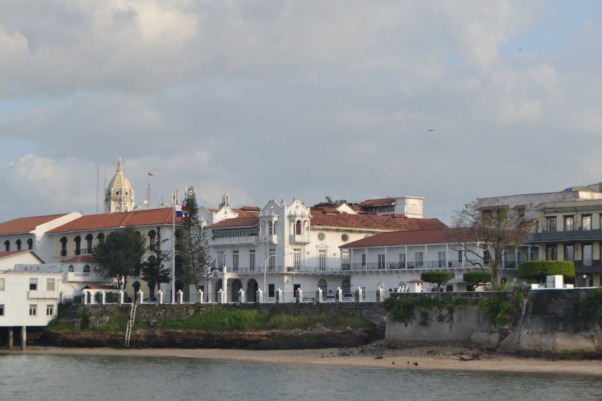 sightseeing in Panama wouldn't be complete without wandering round Casco Viejo