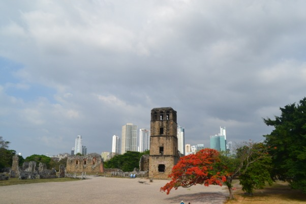 a trip to Panama City (surely one of the best cities in Panama) necessitates a visit to Panama Viejo, Panama's original city