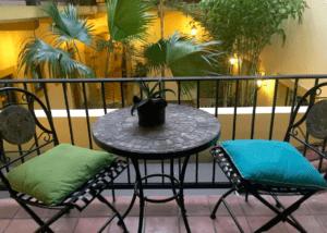 Balcony Private Room in Casco Viejo