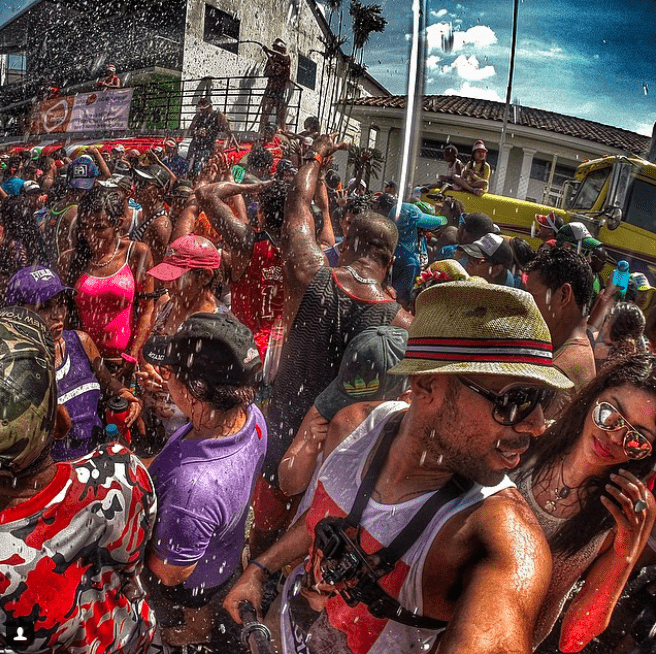 Where to Celebrate Carnival in Panama Carnaval ideas in Panama Las Tablas Carnival Pedasi Ocu Bocas del Toro- Casco Antiguo Spanish School- Panama Travel Writer Rosie Bell