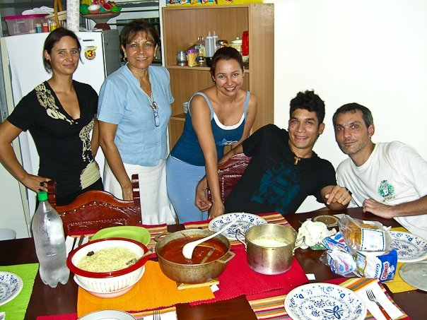 Homestay with a local family in Panama City